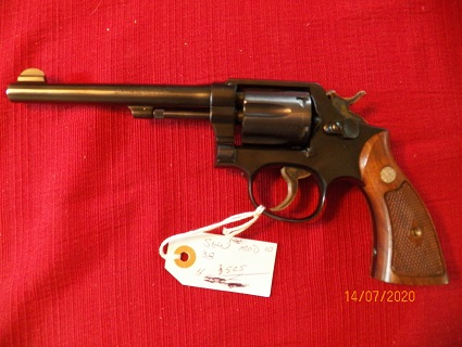 Smith & Wesson pre mod 10